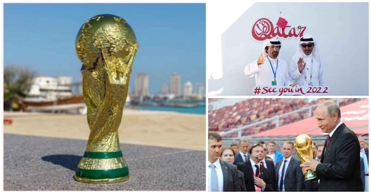 Qatar 2022: The world looks ahead to what will be an unrivalled spectacle