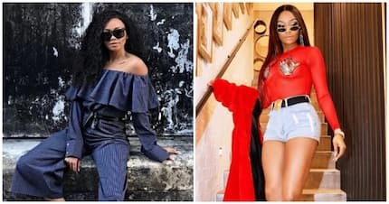 Bonang Matheba feels that she has been misjudged based on her strength