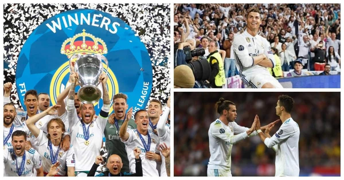 Fans react to Real Madrid winning 3rd straight Champions League