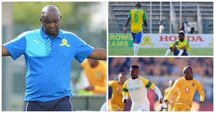Mosimane warns it will take time for new players to gel at Sundowns