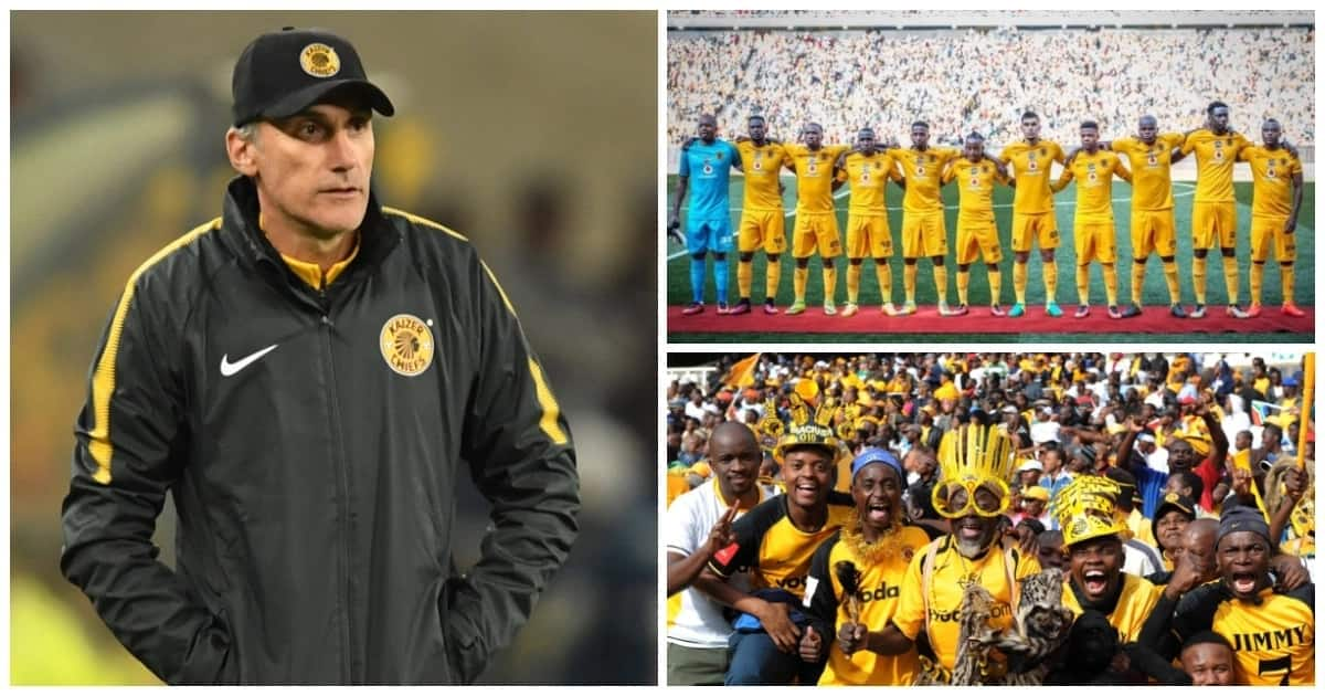 Solinas says 3 wins is nothing special for club like Kaizer Chiefs