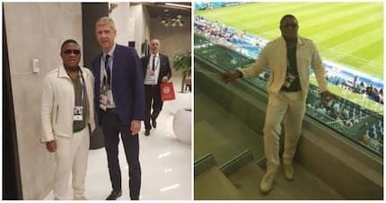 "Tweeps roasts 'football heavyweight' Fikile Mbalula: ""He's a nobody that side"""