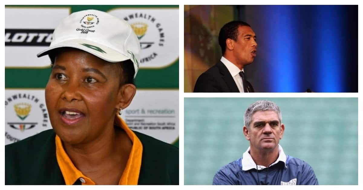 Sports Minister to study Ashwin Willemse findings before making public statement