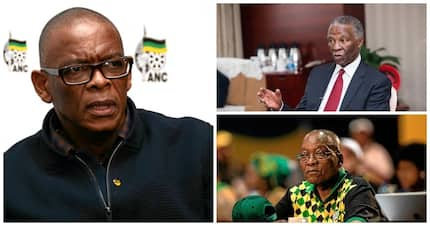ANC to engage Mbeki and Zuma over land reform, state capture comments