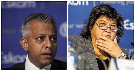 Public Enterprises Minister knows about Eskom suspending Anoj Singh