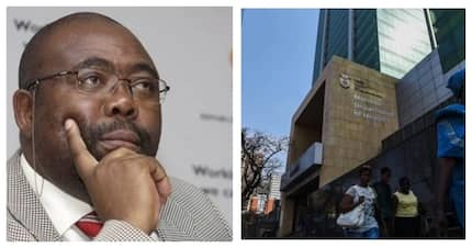 Minister Thulas Nxesi thinks Pretoria arson is the work of state capture forces