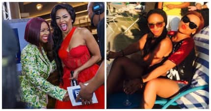 Boity opens up about her and Queen B's 'way back' friendship