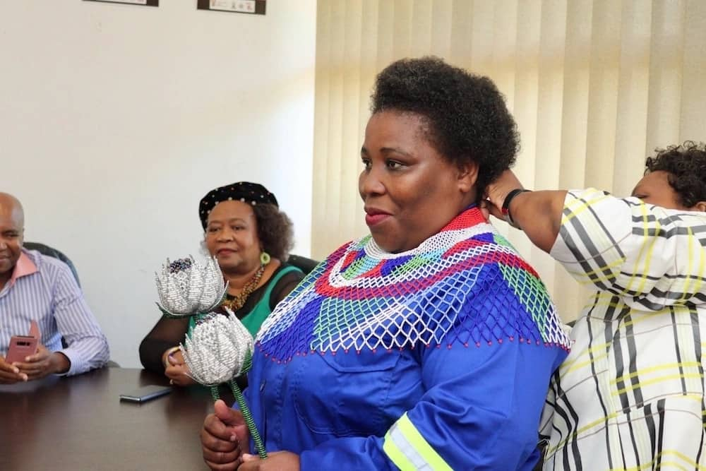 Mkhize will receive a Zulu Kingdom Award for her dedication. Source: Sunday Tribune