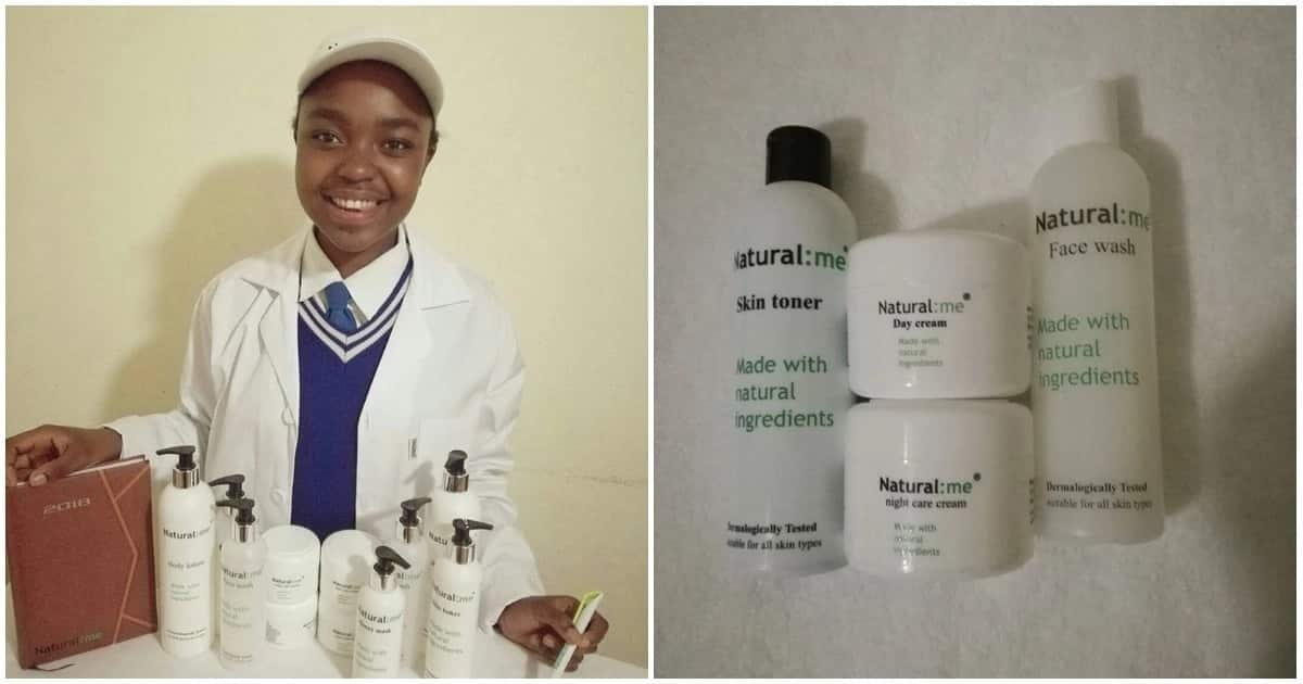 A day in the life of Snikiwe Xaba (16), who founded her own skincare range