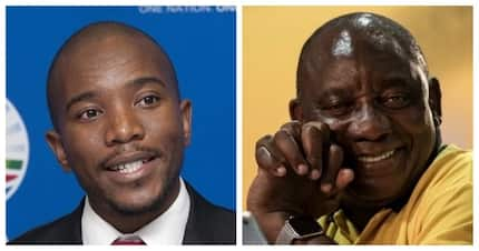 DA leader Mmusi Maimane dismissive of Ramaphosa victory says ANC remains doomed
