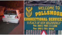 SA's dumbest criminals? Car thieves drive to Pollsmoor Prison while fleeing police
