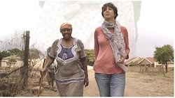 White SA filmmaker is making a documentary honouring her 'other mother'