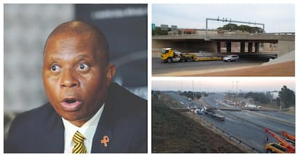 Johannesburg roads crisis: only 6% of bridges considered in good condition