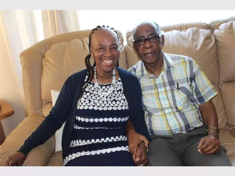 Richard and Nontando got married on 30 March, 1968. Source: Highwaymail.co.za