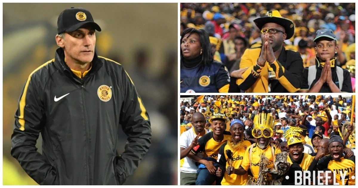 Giovanni Solinas: Kaizer Chiefs motivated to win Telkom Knockout for the fans