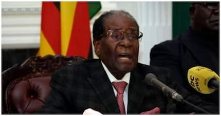 Mugabe lashes out at Zim government's failure to pay pension, resort homes
