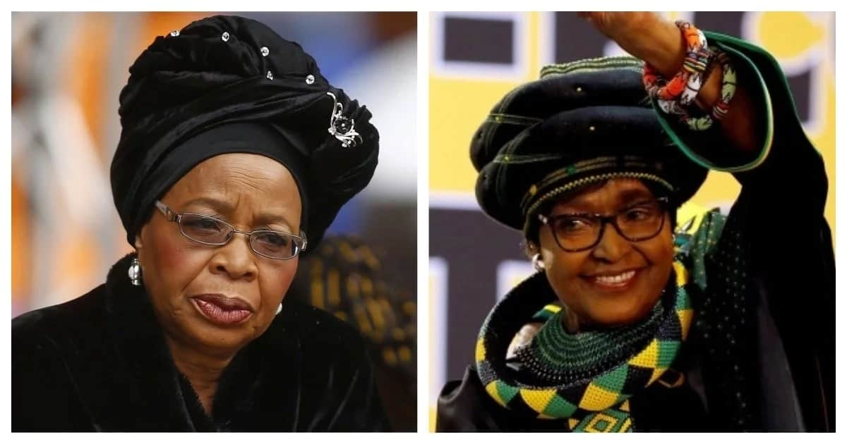 """South Africa should have honoured her in life"" - Graca Machel mourns Winnie Mandela"