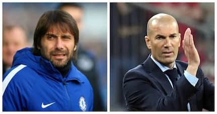 Real Madrid offer Antonio Conte chance to replace Zinedane Zidane