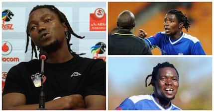 Former Bafana captain OJ Mabizela admits ill-discipline led to his career ending