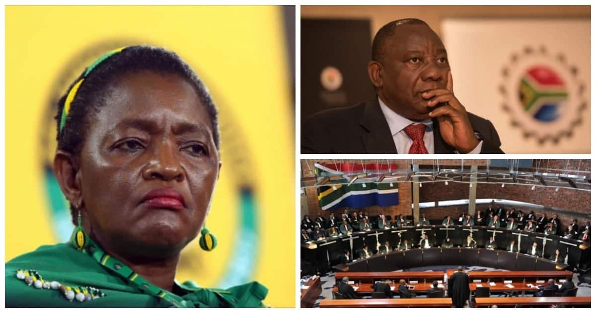 President Ramaphosa under pressure to fire Bathabile Dlamini after ConCourt ruling