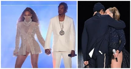 Everything is love with Beyoncé and Jay Z – especially their new joint album