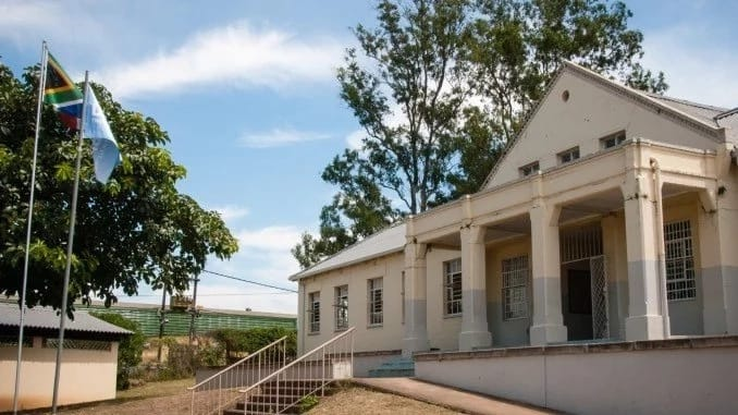 "JL Dube Presidential House ""unfit for habitation"" after R40m revamp"