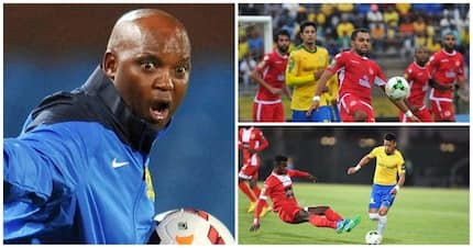 Uninspired Mamelodi Sundowns dumped out of CAF Champions League in shock result