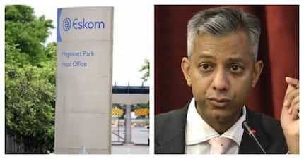 Eskom CFO gets massive bonus despite 83% year-on-year decline in profits