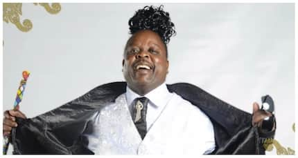 Penny Penny is a sore loser after his defeat over ANC top post