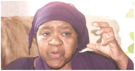 Dorkay House's Queeneth Ndaba has died at 81 years of age