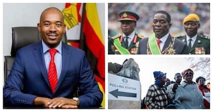 Zim government warns opposition of possible prosecution for claiming election victory