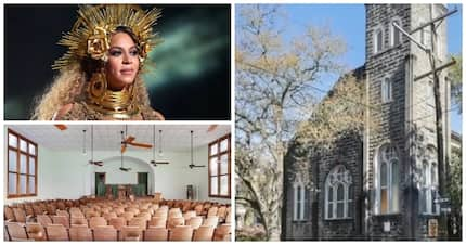 Queen Bey recently bought herself a church in New Orleans