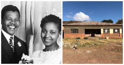 House of Mandela's first wife has fallen into ruin since her death