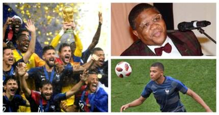Fikile Mbalula blames neo-colonialism for African footballers making France their home