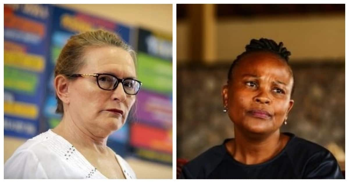 Zille blasts Mkhwebane's understanding of the law over colonialism tweet ruling