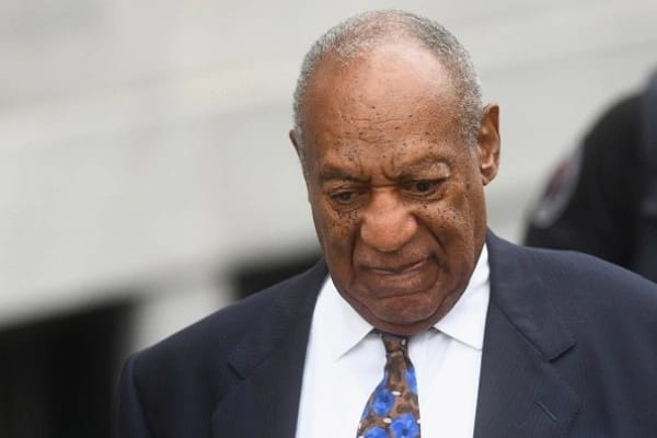 'The Cosby Show' actor is sentenced to 3 to 10 years jail time for sexual assault. Photo credit: Getty Images
