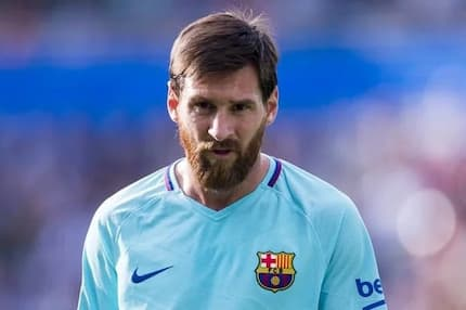 Barcelona star Lionel Messi believes Argentina are not World Cup favourites