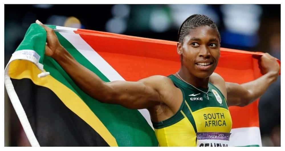 Semenya's Olympic Dream Could Be Shattered, Yet to Qualify for Tokyo Games