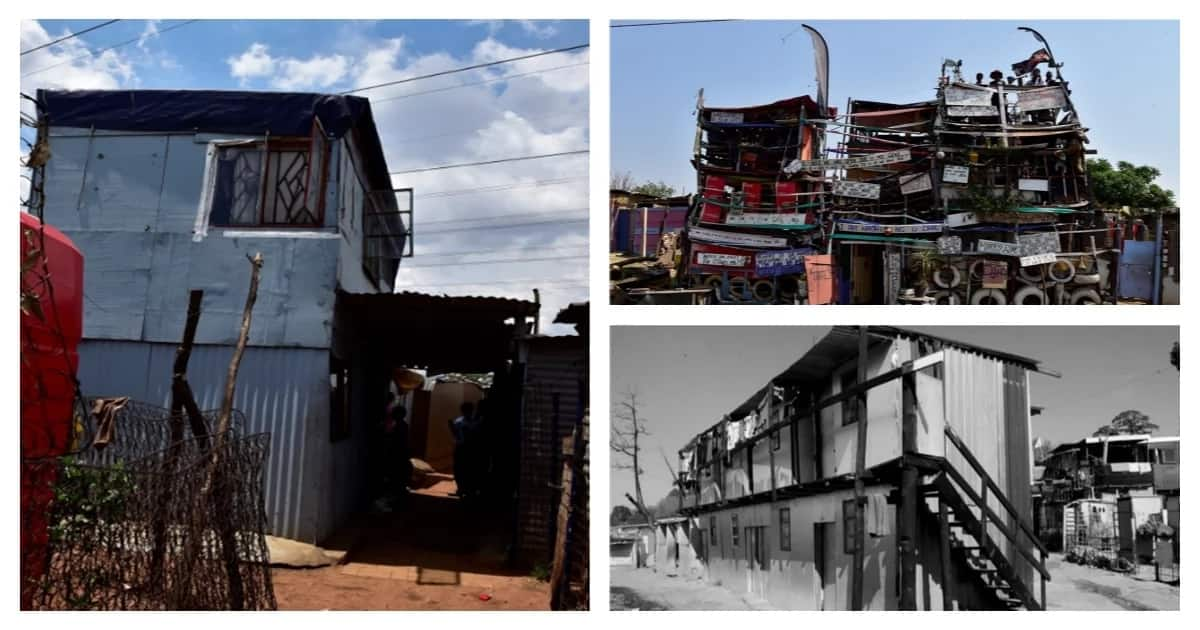 Mkhukhu Mansions: The incredible architecture in informal settlements