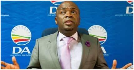 Msimanga allegedly forced by DA to step down as Tshwane mayor