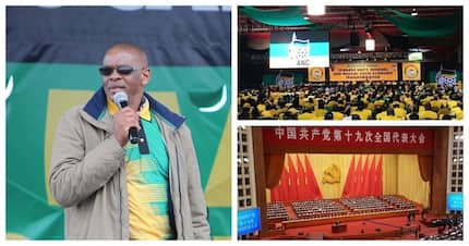 ANC officials to receive election and propaganda training from Chinese Communist Party