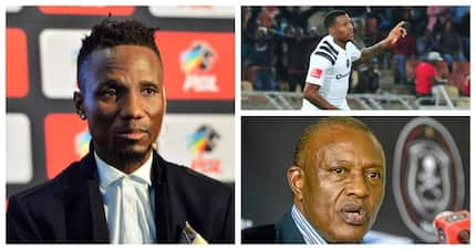 Teko Modise: Booed players like Gabuza need more support from clubs, supporters