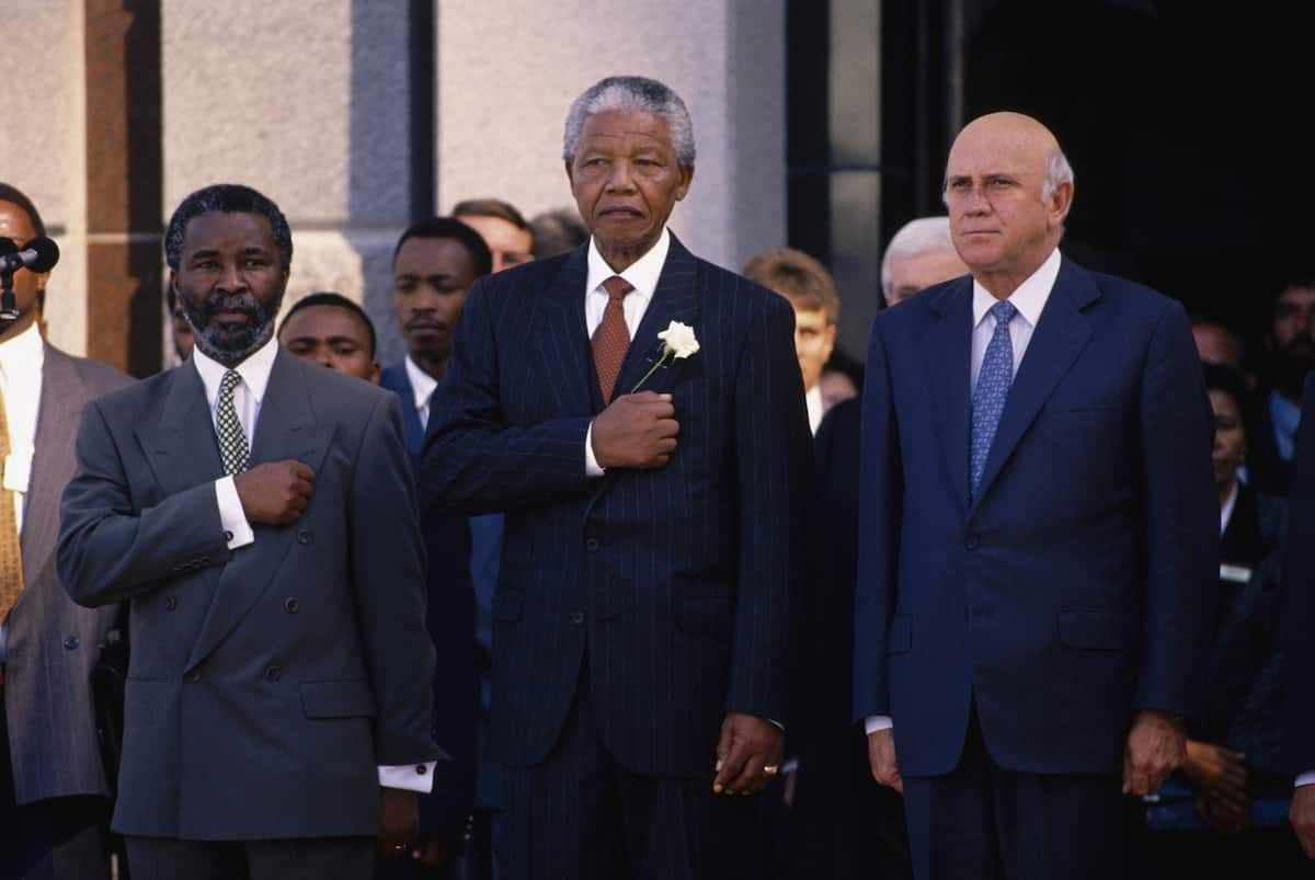 A timeline of Madiba's life: How he became the father of the nation
