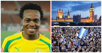 Percy Tau faces tough UK work visa application to complete record-breaking deal