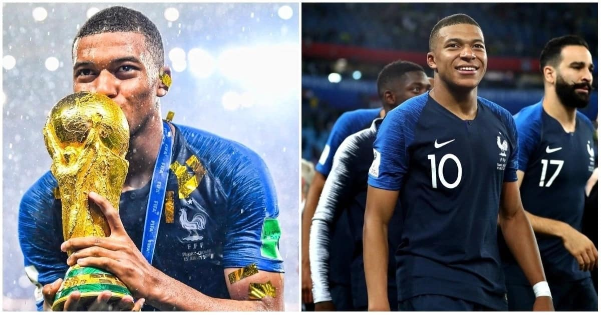Kylian Mbappé donates entire R6.6m World Cup winnings to charity