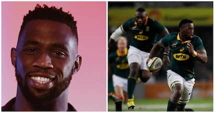 South Africans are in love with their new Springbok captain Siya Kolisi