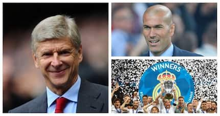 Wenger emerges as favorite to take over from Zidane as Real Madrid manager