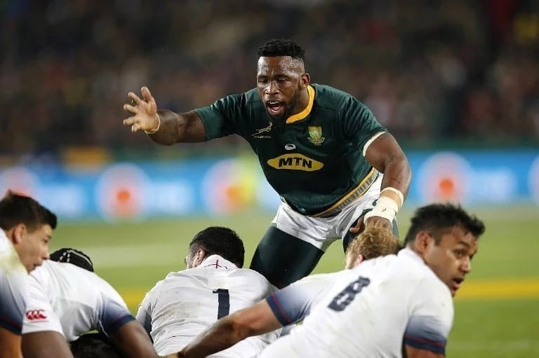 Skipper Siya Kolisi ready to deliver in the Rugby Championships in new role.