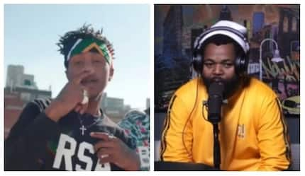 Sjava gives Emtee some love, says he's proud of him