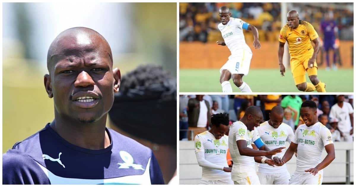 Mamelodi Sundowns captain Hlompho Kekana speaks about challenging match against Kaizer Chiefs